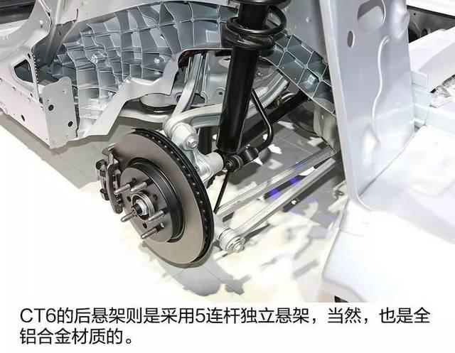凯迪拉克CT6全铝车身解析!9月22日带您一起探秘,欢迎预约报名