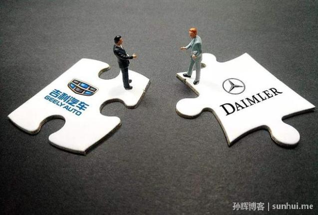 吉利回应收购戴姆勒股份上报时间质疑:已第一时间通知市场