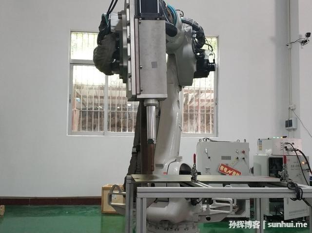 智哥机器人项目研发第七阶段工作圆满收官